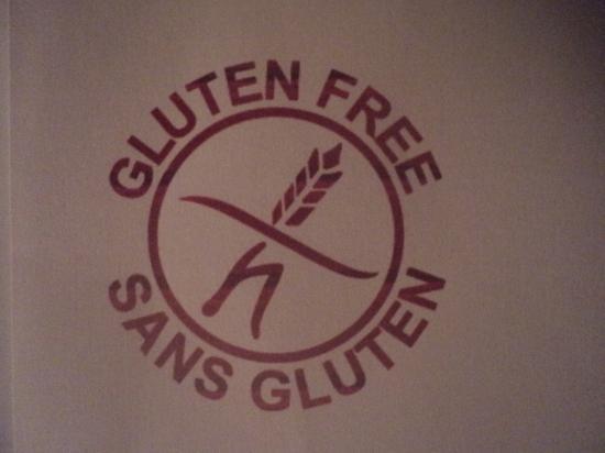 Le bio avec logo sans gluten c'est encore meilleur !