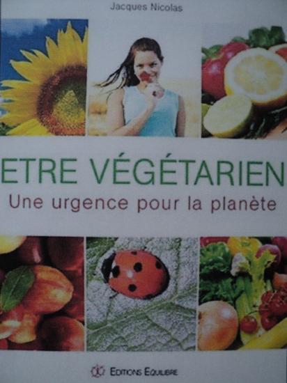 De nombreux livres existent sur le sujet / recettes de cuisine succulente / droits des animaux / état des lieux