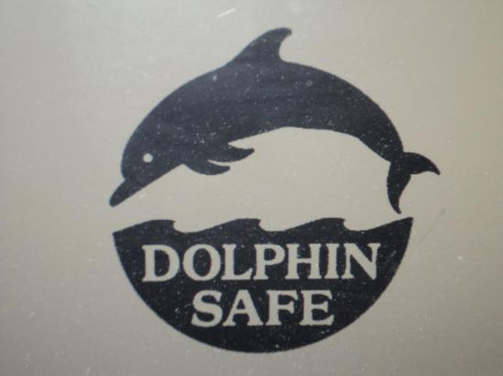 "Logo ""sauvons les dauphins !"""