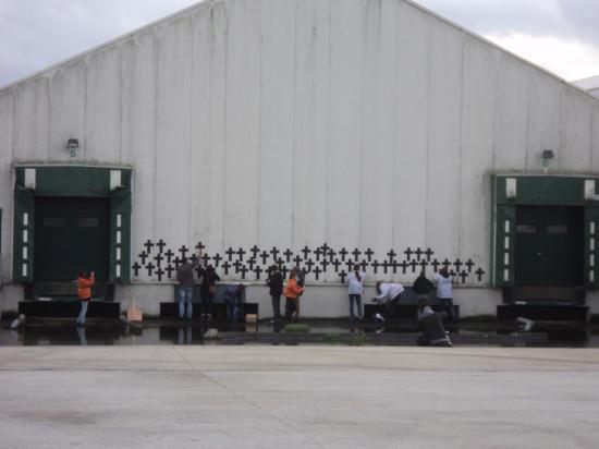 Mobilisation massive ctre l élevage de visons prévu à Wervik !