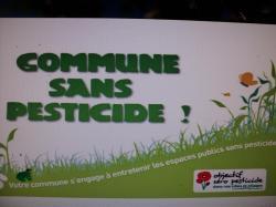 Villes et villages sans pesticides !
